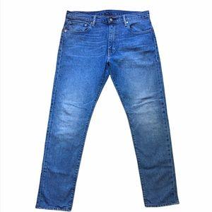 Levi's 512 Slim Taper Fit Men's Jeans Size 33 x 32
